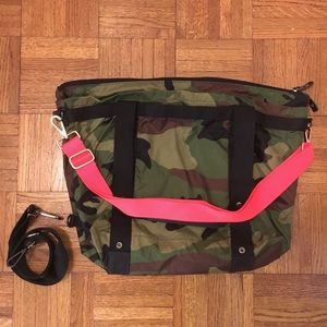 The ANDI Brand - Unisex Camo Gym Tote Bag